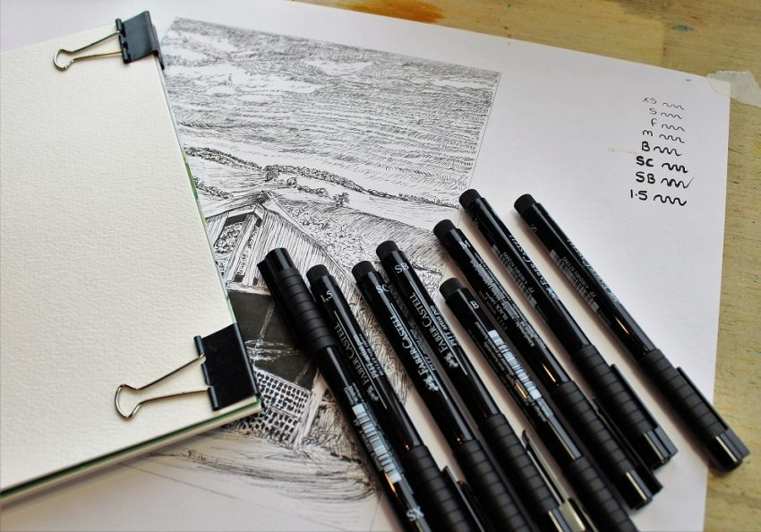 drawing pens for PC and tablet users